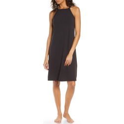 Women's Lusome Bianca Nightgown, Size X-Small - Black found on MODAPINS from Nordstrom for USD $110.00