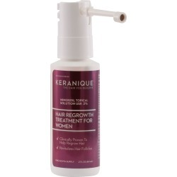 Keranique Hair Regrowth Treatment Spray For Women, Size One Size