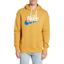 Men's Nike Heritage Gx Hoodie, Size X-Large - Yellow