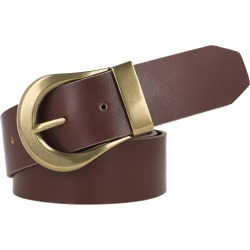 Women's Frye 2-Piece Leather Belt, Size Medium - Cognac found on Bargain Bro from Nordstrom for USD $51.68