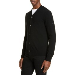 Men's Comme Des Garcons Play Wool Cardigan found on MODAPINS from LinkShare USA for USD $381.00