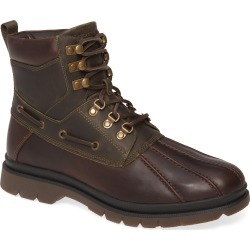 Men's Sperry Watertown Waterproof Duck Boot, Size 9 M - Brown found on Bargain Bro from Nordstrom for USD $95.76