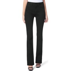 Women's Joe'S The Hi Honey High Waist Bootcut Jeans, Size 30 - Black found on MODAPINS from Nordstrom for USD $168.00