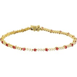 Women's Bony Levy Diamond & Ruby Bracelet (Nordstrom Exclusive) found on Bargain Bro Philippines from Nordstrom for $3495.00