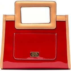 Frances Valentine Lindsay Patent Leather Bag - Red found on Bargain Bro India from LinkShare USA for $298.00