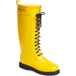 Women's Ilse Jacobsen Rubber Boot, Size 6US - Yellow found on MODAPINS from Nordstrom for USD $199.00