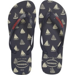 Havaianas Top Nautical Flip Flop at Nordstrom Rack found on MODAPINS from Hautelook for USD $24.00