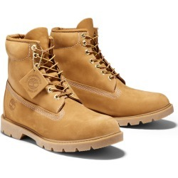 Men's Timberland 6-Inch Basic Waterproof Plain Toe Boot, Size 9 W - Brown found on Bargain Bro India from Nordstrom for $94.80