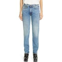 Women's R13 Axl High Waist Slim Jeans found on MODAPINS from Nordstrom for USD $425.00