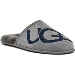 Men's UGG Logo Scuff Slipper, Size 7 M - Grey found on Bargain Bro India from Nordstrom for $90.00