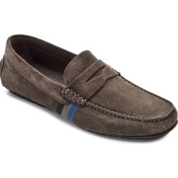 Men's To Boot New York Ocean Drive Driving Shoe, Size 8.5 M - Grey found on Bargain Bro from Nordstrom for USD $224.20