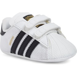 Toddler Adidas Superstar Sneaker, Size 5 M - White found on MODAPINS from Nordstrom for USD $35.95