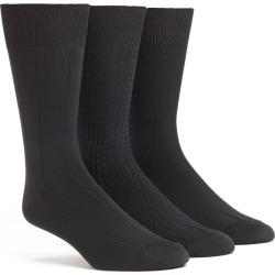 Men's Calvin Klein 3-Pack Microfiber Socks found on MODAPINS from Nordstrom for USD $14.08