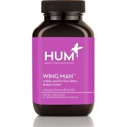 Hum Nutrition Wing Man(TM) Liver Detox & Dark Circle Remedy Dietary Supplement Capsules