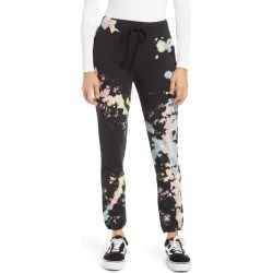 Women's Daydreamer Color Pop Tie Dye Joggers, Size X-Large - Black found on Bargain Bro Philippines from Nordstrom for $92.00