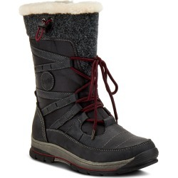 Women's Spring Step Brurr Faux Fur Lined Waterproof Snow Boot found on MODAPINS from Nordstrom for USD $109.95