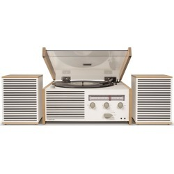 Crosley Radio Switch Ii Turntable & Speakers Entertainment System