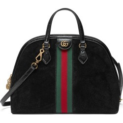 3d2cb98e86ea Gucci Ophidia Suede Dome Satchel - Black found on MODAPINS from Nordstrom  for USD $2400.00
