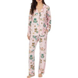 Women's Bedhead Pajamas Classic Stretch Organic Cotton Pajamas found on MODAPINS from Nordstrom for USD $140.00