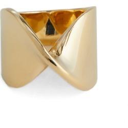Women's St. John Collection Twist Metal Ring