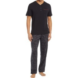 Men's Robert Graham Men's Pajamas, Size Small - Black found on MODAPINS from Nordstrom for USD $148.00