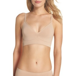 Women's Halogen Seamless Day Bra found on MODAPINS from Nordstrom for USD $22.00