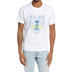 Men's Kenzo Classic Tiger Graphic Tee, Size Medium - White found on MODAPINS from Nordstrom for USD $135.00