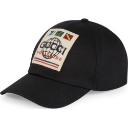 Men's Gucci Worldwide Baseball Cap - Black found on MODAPINS from Nordstrom for USD $460.00