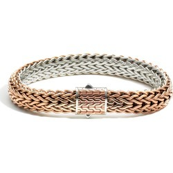 Men's John Hardy Men's Classic Chain Flat Chain Reversible Bracelet found on MODAPINS from Nordstrom for USD $820.00