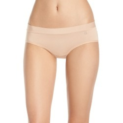 Women's Tommy John Second Skin Briefs, Size Medium - Beige found on Bargain Bro from Nordstrom for USD $16.72