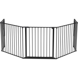 Infant Babydan Flex Xl Metal Hearth Gate, Size One Size - Black found on Bargain Bro Philippines from LinkShare USA for $174.99
