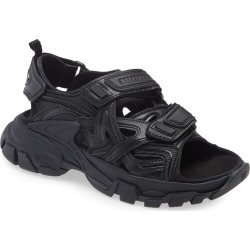 Girl's Balenciaga Track Sandal, Size 1US - Black found on MODAPINS from Nordstrom for USD $475.00