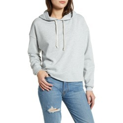 Women's Treasure & Bond Pullover Hoodie, Size Large - Grey