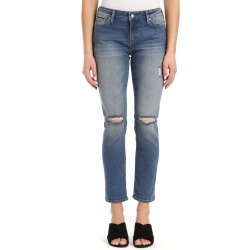 Women's Mavi Jeans Ada Ripped Slim Jeans found on MODAPINS from Nordstrom for USD $118.00