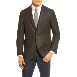 Men's John W. Nordstrom Traditional Fit Wool & Cashmere Sport Coat, Size 44 Long - Grey found on MODAPINS from Nordstrom for USD $314.55