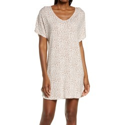 Women's Nordstrom Lingerie Moonlight Nightshirt, Size Small - Ivory found on MODAPINS from Nordstrom for USD $39.00