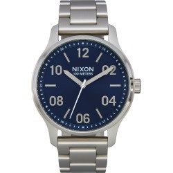 Men's Nixon Patrol Bracelet Watch, 44mm found on Bargain Bro India from Nordstrom for $200.00