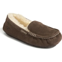 Women's UGG Ansley Water Resistant Slipper, Size 7 M - Brown found on Bargain Bro India from LinkShare USA for $99.95