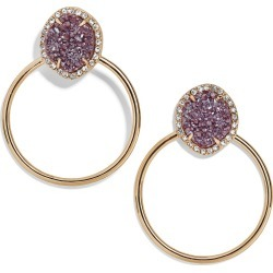 Women's Baublebar Lutana Hoop Earrings found on Bargain Bro Philippines from Nordstrom for $36.00