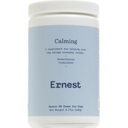 Ernest Calming Dog Supplements