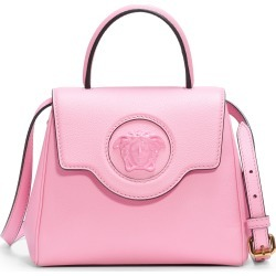 Versace Small La Medusa Leather Satchel - Pink found on MODAPINS from Nordstrom for USD $1695.00
