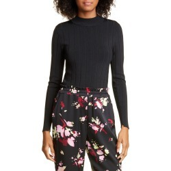 Women's A.l.c. Koko Ribbed Mock Neck Top found on Bargain Bro India from Nordstrom for $140.00