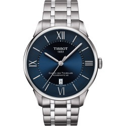 Men's Tissot T-Classic Chemin Des Tourelles Powermatic 80 Automatic Bracelet Watch, 42mm found on Bargain Bro Philippines from Nordstrom for $850.00