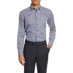 Men's Eton Slim Fit Plaid Dress Shirt found on MODAPINS from Nordstrom for USD $116.00