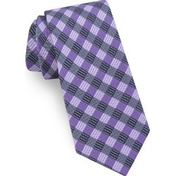 b904bca579080 Men s Ted Baker London Grid Silk Tie found on MODAPINS from Nordstrom for  USD  95.00