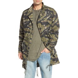 Men's Alpha Industries Defender 3-In-1 Fishtail Parka, Size Medium - Green found on MODAPINS from Nordstrom for USD $124.98