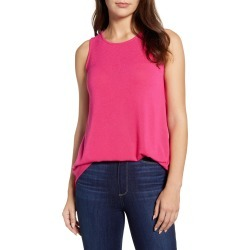 Women's Gibson X Living In Yellow Millie Cozy Muscle Tank, Size Large - Pink (Regular & Petite) (Nordstrom Exclusive) found on Bargain Bro India from LinkShare USA for $32.00