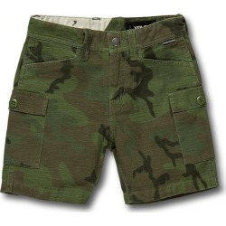 Toddler Boy's Volcom Gritter Cargo Shorts, Size 4T - Green found on Bargain Bro Philippines from Nordstrom for $47.00