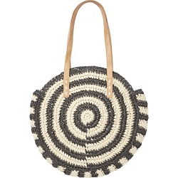 Billabong Round About Woven Tote - Black