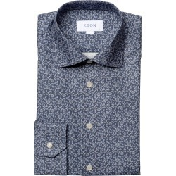Men's Eton Contemporary Fit Floral Dress Shirt found on MODAPINS from Nordstrom for USD $147.50